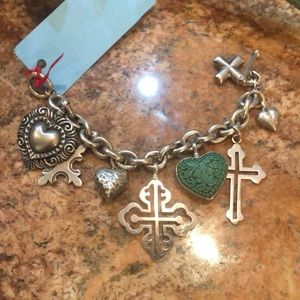 AMAZING charm bracelet